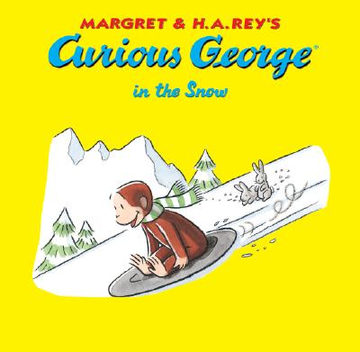 Curious George in the Snow By Rey, Margret/ Rey, H. A./ Vipah Interactive (ILT)